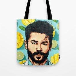マンゴーモヒート (Mango Mojito) Tote Bag