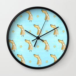 Sometimes the stars are not enough Wall Clock