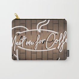 Meet me for coffee Carry-All Pouch