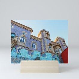 Picturesque Castle Mini Art Print
