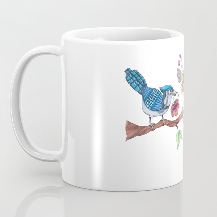 the birds and the bees Coffee Mug