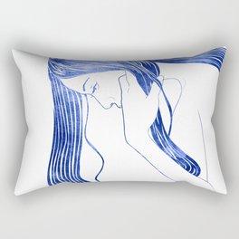 Nereid IV Rectangular Pillow