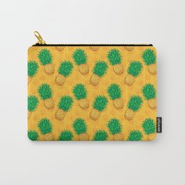 Cannabis Collection: Green & Gold Carry-All Pouch