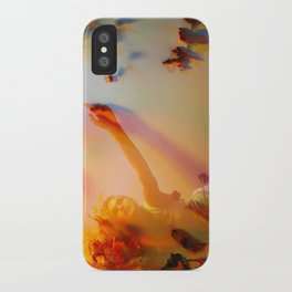 Blooming Colors iPhone Case