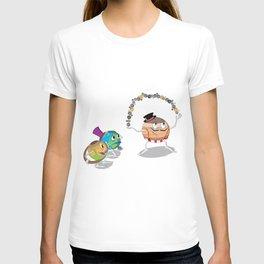 Jugglin' Jupiter T-shirt