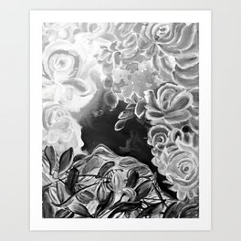 Ode to Creation Heavenly and Night Art Print