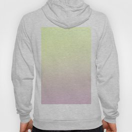 FRESH START - Minimal Plain Soft Mood Color Blend Prints Hoody