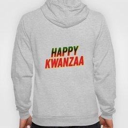 Happy Kwanzaa Celebration Black Heritage Culture Hoody