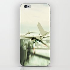 AIR.DCX009 iPhone & iPod Skin