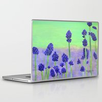 lavender Laptop & iPad Skins featuring Lavender by maggs326