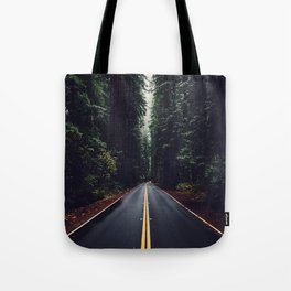 The woods have eyes Tote Bag