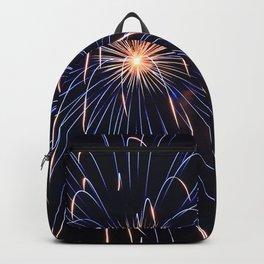 Blue Blast Backpack