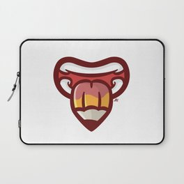 Pencil Mouth Laptop Sleeve