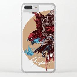 Spiritcatcher Clear iPhone Case