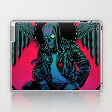 The Ghost of Dead Motor City Laptop & iPad Skin