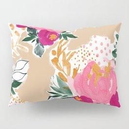 Victorian Buds Pillow Sham