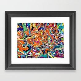 Psychedelic Dream Framed Art Print