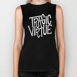 Tragic Virtue Biker Tank