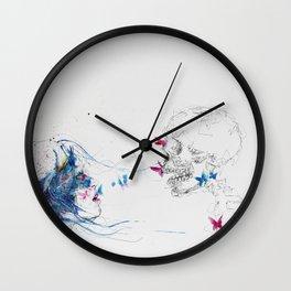 away, but not enough Wall Clock