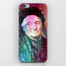 The wise woman iPhone Skin