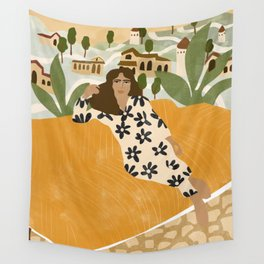 Suburbs Wall Tapestry
