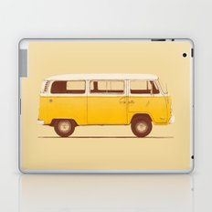 Yellow Van Laptop & iPad Skin