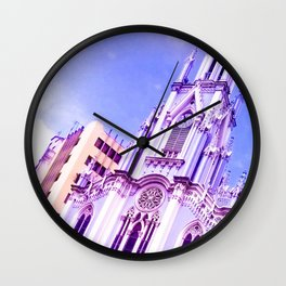 God can do anything. Wall Clock