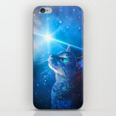 Sir Parkers Voyage into Space iPhone & iPod Skin