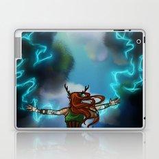 Control Weather Laptop & iPad Skin
