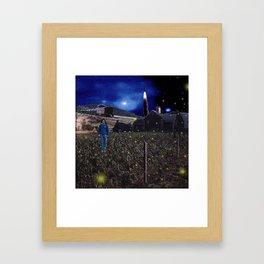 My Innisfree Framed Art Print