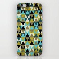 Triangles I iPhone & iPod Skin
