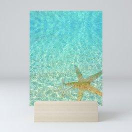 Sea Treasures Mini Art Print