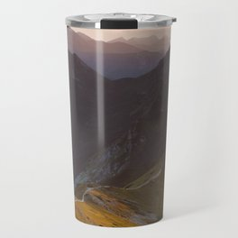 Before sunset - Landscape and Nature Photography Travel Mug
