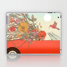 Passing Existence Laptop & iPad Skin