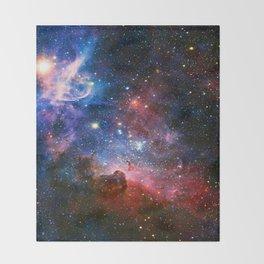 Carnia Nebula Throw Blanket