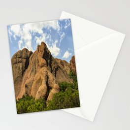 Red Rocks In Roxborough State Park Stationery Cards