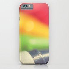 Crayon Love: Color Explosion Slim Case iPhone 6s