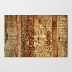 Wood Photography Canvas Print