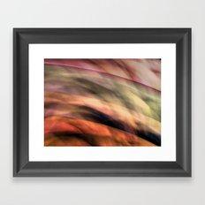 Surreal Hills Framed Art Print