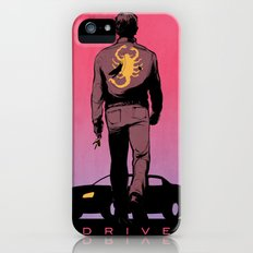DRIVE Poster Slim Case iPhone (5, 5s)