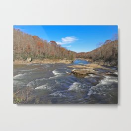 Arden River Metal Print