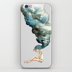 Fluid Mind iPhone & iPod Skin