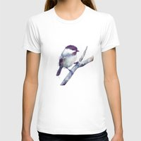 amy T-shirts featuring Bird // Trust by Amy Hamilton