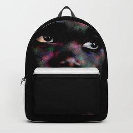 Black & colors Backpack