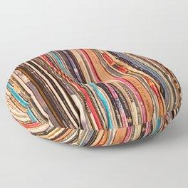 33-1/3 RPM Floor Pillow