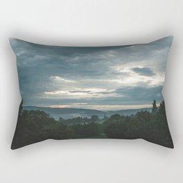 After The Storm Rectangular Pillow
