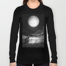 Somewhere You Are Looking At It Too Long Sleeve T-shirt