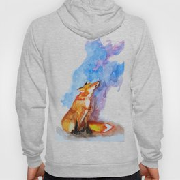 Dream On Little Fox Hoody