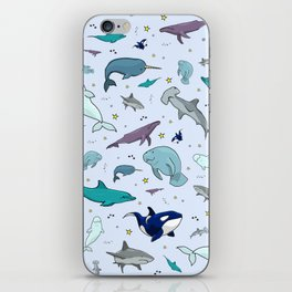 Under the Sea iPhone Skin