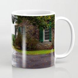 Autumn Morning Photography Coffee Mug